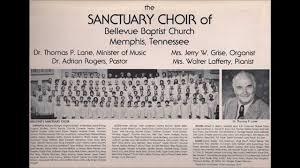 Bellevue Baptist Church Singing Christmas Tree Youtube by The Last Words Of David Bellevue Baptist Church Sanctuary Choir