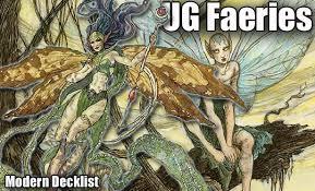 Faerie Deck Mtg Legacy by Ug Faeries U2013 Brother Of Runes