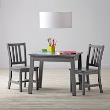 Wooden Play Table Chair Sets The Land Of Nod Serena And Lily Dining ...