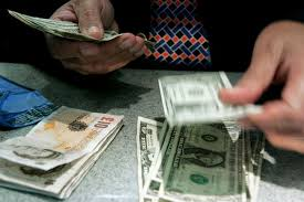 meaning of bureau de change pound to dollar exchange rate recovers a tiny bit