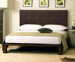 Laguna King Platform Bed With Headboard by Full Platform Bed With Headboard Ikea Mounted Headboard And