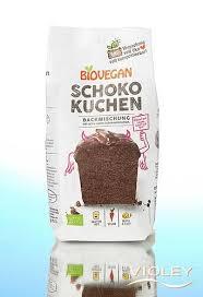 organic baking mix chocolate cake