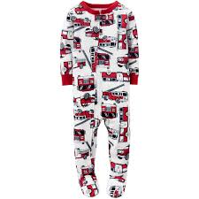 Carter's Infant Boys Fire Truck Blanket Sleeper | Baby Boy 0-24 ...