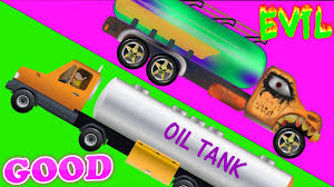 Good Vs Evil | Oil Tank Truck | Construction Street Vehicles Video ... Ooidas Animated Video Explains Why Speed Limiters Are So Dangerous The Freightliner Inspiration Opens The First Way Towards Autonomous Free Truck Custom Rigs Magazine Learn Colors With Disney Mcqueen Big Trucks For Kids Youtube Monster Truck Race Tug Of War Led Lights And Mid America Trucking Show Rig S Garbage Blue Needs Help Street Vehicle Videos Car Cartoons By Channel Vehicles For Numbers Video Xe Good Vs Evil Emergency School Buses Teaching Crushing Words Dan We Song