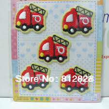 5sets 5pcs/Sets Fire Truck Iron On Appliques Patches-in Patches From ... Fire Truck Birthday Number 3 Iron On Patch Third Fireman Acvisa Firetruck Applique Romper Lily Pads Boutique Boy Shirt Truck Little Chunky Monkeys 1 Birthday Tshirt Raglan Jersey Bodysuit Or Bib Large Sesucker Bpack Navy With Cartoon Pink Sticker Girls Vector Stock Royalty Knit Longall Smockingbird Corner Cute Design Ninas Show Tell Ts Cookies Machine Embroidery Designs By Ju Rizzy Home Oblong Throw Pillow Cotton Blu Blue Gingham John With Fire Truck Applique