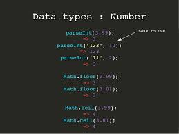 Javascript Math Ceil Floor by Javascript U0026 Jquery A Pragmatic Introduction