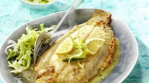 poisson a cuisiner recette limande beurre citron cuisiner limande idées recettes de