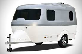 100 Pictures Of Airstream Trailers Nest Camper Trailer HiConsumption