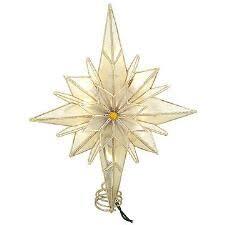 Bethlehem Star Multi Point Lighted Treetop