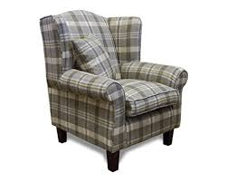 wing back armchair lounge furniture fireside chairs neyland