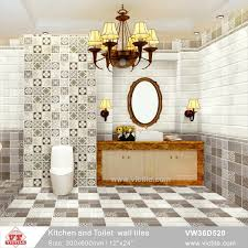 Hot Item New Arrival Decoration Ceramic Wall Kitchen Bathroom Pattern Tile VW36D520 300X600mm12u2032u2032x24u2032u2032