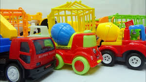 100 Toy Grain Trucks Baby Video Farm Trucks And Construction Trucks YouTube