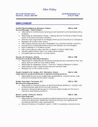 Retail Sales Associate Resume Examples Fresh 49 Best Example