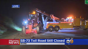 100 Toll Truck Service SB73 Road Still Closed After Deadly Crash YouTube