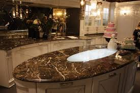 Bathroom Countertop Materials Pros And Cons by Other Pink Marble Countertop Marble Countertop Paint Bianco