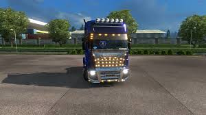 100 Euro Truck Simulator Free Download 2 Mighty Griffin Tuning Pack