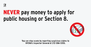 About Section 8 NYCHA