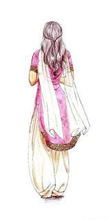 Indian Dress Design Sketches
