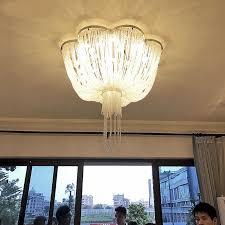 italienischen design moderne led deckenleuchte luxus kette quaste hängen decke len wohnzimmer schlafzimmer lüster leuchten