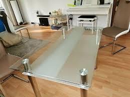 tische schreibtisch glastisch küchentisch 120x70 cm