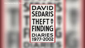 David Sedaris Announces Book Tour Exclusive