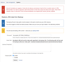 Jira Service Desk Upgrade Pricing by Jsdcloud 5110 Importing A Jira Cloud Backup To Another Jira Cloud