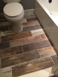 Home Depot Marazzi Reclaimed Wood Look Tile by Tile Floor Plank Flooring Finished Floor Tile Montanga Vintage