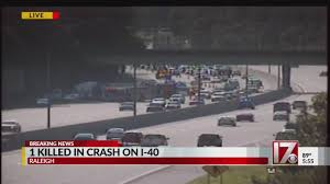 100 Cement Truck Video 1 Dead After Cement Truck Crashes On I40 EB Near Lake Wheeler Road