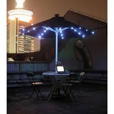 Solar Powered Patio Umbrella Led Lights by Soroko Trading Ltd Smart Gadgets Electronics Spy Hidden