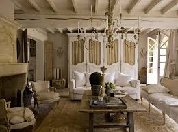 55 French Country Living Room Designs Ideas Gallery