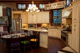 Kitchen During Filming Of The Real World NOLA