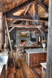 Rustic Log Cabin Kitchen Ideas by Best 25 Rustic Cabins Ideas On Pinterest Cabin Ideas Cabin And