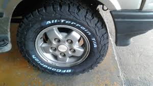 BF Goodrich Ko2 265/75/16 – Cheap Tires Online Favorite Lt25585r16 Part Two Roadtravelernet Cooper Discover At3 Tirebuyer 2657516 Tires Tacoma World Lifted Hacketts Discount Tyres Picture Gallery 2013 Toyota Double Cab On 26575r16 Youtube 2857516 Vs 33 Performance 4x4earth Grizzly Grip Your Next Tire Blog Consumer Reports Titan Light Truck Cable Chain Snow Or Ice Covered Roads Ebay Set Of 4 Firestone Desnation At Truck Tires Lt