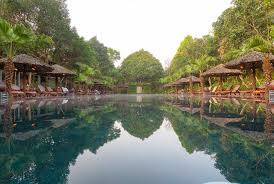 100 Hue Boutique Slopeswimmingpool2 Pilgrimage Village Resort Spa