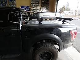 100 Yakima Truck Rack 2017 Ford Raptor Bed Cover Base Ski Cargo