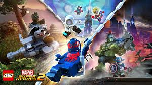 That Sinking Feeling Lego Marvel Stan Lee by Lego Marvel Super Heroes 2 Announced Ps4