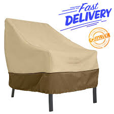 Chair Cover Durable Water Resistant Outdoor Furniture Covers Large Veranda  Patio Outdoor Chairs Toddler Adirondack Chair Modern Amazon Plans Cushions Covers Willow Eucalyptus Oak Heavyduty Cover Impressive Lowes Your Hrh Designs Reviews Wayfair Hrh Vailge Patio Heavy Duty Waterproof Lawn Fniture Standard 1 Packbeige Best Back To For Home The Amazing Of Seat House Remodel Making Black