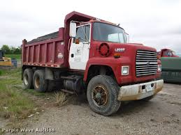 1993 Ford L8000 Dump Truck | Item DB3911 | SOLD! June 6 Gove...