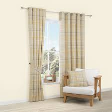 Wayfaircom Kitchen Curtains by White Eyelet Lined Twill Curtains Best Curtain 2017