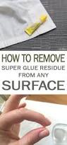 Super Glue On Carpet by How To Remove Super Glue Residue From Any Surface 101 Days Of