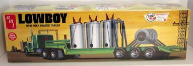 Lowboy Trailer AMT #880 1/25 Scale New Model Kit   Products ... Very Htf Revell Ford Aeromax 106 Cventional Model Truck Kit 124 Nib Amt Usa 125 Scale Fruehauf Flatbed Trailer Plastic 002 Trumpeter 135 Df21 Ballistic Missile Launcher Scaled Marmon Stars And Stripes American Sdv Plastic Model 187 H0 Praga With V3s Pad S Rmz Scania Container 164 Pla End 21120 1106 Am 1200scale 6cm Long Architectural Model Plastic Miniature Aoshima 132 Shines Deco Truck Led New Goods Revellkit 07524 Scania 143m Truck With Trailer Amazoncom Snap Tite Freightliner Aurora Kits Wwwtopsimagescom Big Rig White Classic Bonnet Semi Tractor