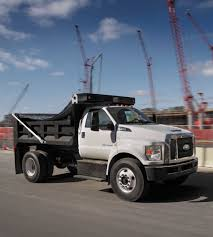 Ford Issues Recall For Select F650/F-750 Trucks