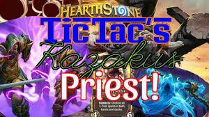 Dragon Priest Deck Hearthpwn by Hearthpwn D3ck Sp0tl Ght Tictac U0027s Kotft Shadowreaper Kazakus