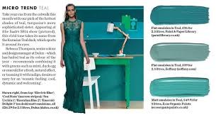 Teal Living Room Ideas Uk by Micro Trend Teal Interiors By Color