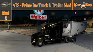 American Truck Simulator - Prime Inc Truck & Trailer Mod - YouTube Truck Trailer Transport Express Freight Logistic Diesel Mack Drive For Prime Become A Truck Driver Drivers Wanted Rel Inc Trailer Skins Scs Software Chelong 64 Cargo All Intertional Motor Peterbilt 587 Trucks Big Rigs Pinterest And Rigs Home Trailer For American Simulator Little Guys 2015 Freightliner Cascadia Tour Youtube Driving Students Preparing To Leave Reba Hoffman West Of St Louis Pt 3 Inc 579 Paintable Skin Mod Mod