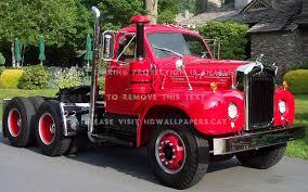 100 Big Mack Truck Old Mack Truck Big Rig Semi Cars