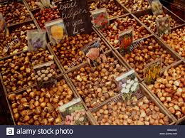 flower bulbs for sale at singel market amsterdam netherlands