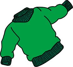 Clothing Clip Art 31