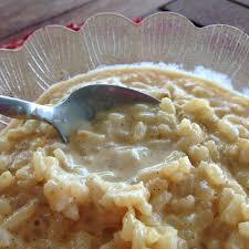 cuisine antillaise martinique title le riz au lait à la cannelle à la vanille et au citron vert