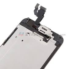 Apple iPhone 6 LCD and Touch Screen Assembly with Frame and Parts